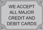 Accept Credit & Debit Cards